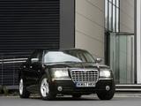 Images of Chrysler 300C UK-spec (LE) 2007–10