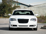 Images of Chrysler 300S 2011–14