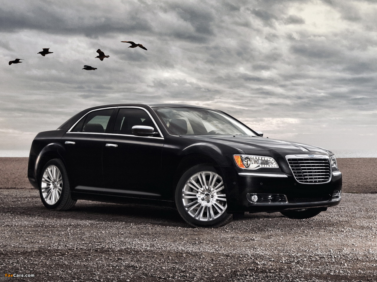 Images of Chrysler 300 2011 (1280 x 960)