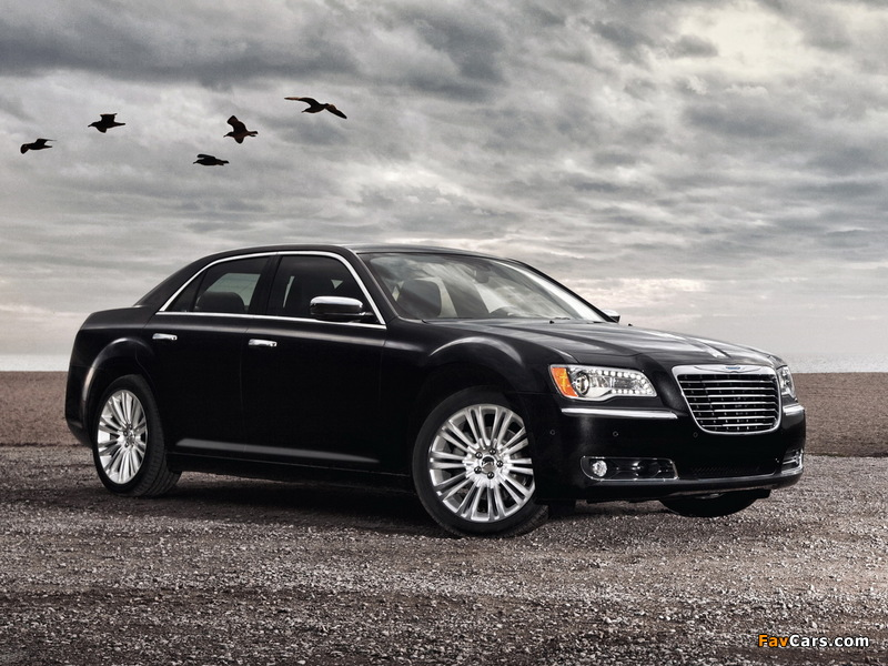 Images of Chrysler 300 2011 (800 x 600)