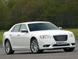 Images of Chrysler 300C UK-spec 2012