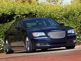 Images of Mopar Chrysler 300 Luxury 2012