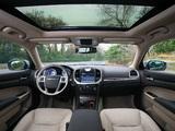 Images of Chrysler 300C 2012