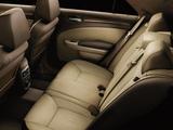 Images of Chrysler 300C Luxury Series 2012–13