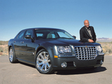 Photos of Chrysler 300C Concept (LX) 2003