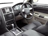 Photos of Chrysler 300C SRT8 UK-spec 2004–11