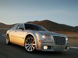 Photos of Chrysler 300C SRT8 (LX) 2005–08