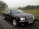 Photos of Chrysler 300C UK-spec (LE) 2007–10
