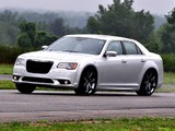 Photos of Chrysler 300 SRT8 2011