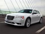 Photos of Chrysler 300C UK-spec 2012