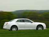Photos of Chrysler 300C UK-spec 2012