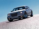 Pictures of Chrysler 300C SRT8 (LX) 2005–08