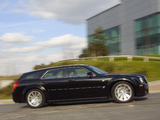 Pictures of Chrysler 300C SRT8 Touring UK-spec (LE) 2007–10