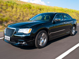 Pictures of Chrysler 300C 2012