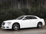 Pictures of Chrysler 300C AU-spec 2012