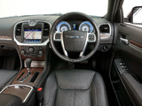 Pictures of Chrysler 300C UK-spec 2012