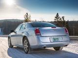 Pictures of Chrysler 300 Glacier 2013
