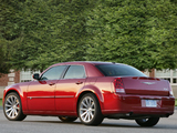 Chrysler 300C SRT8 2004–11 wallpapers