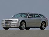 Chrysler 300C SRT8 Touring 2006–10 wallpapers