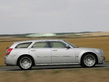 Chrysler 300C SRT8 Touring 2006–10 wallpapers