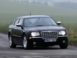 Chrysler 300C UK-spec (LE) 2007–10 wallpapers