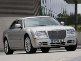 Chrysler 300C CRD SRT-Design (LE) 2008–10 wallpapers