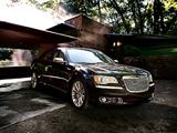 Chrysler 300C Luxury Series 2012–13 wallpapers