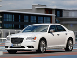 Chrysler 300C UK-spec 2012 wallpapers