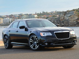 Chrysler 300 SRT8 Core AU-spec 2013 wallpapers