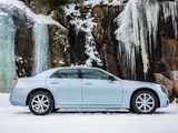 Chrysler 300 Glacier 2013 wallpapers