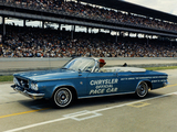 Chrysler 300 Convertible Indy 500 Pace Car 1963 wallpapers