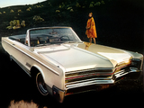 Chrysler 300 Convertible 1968 photos