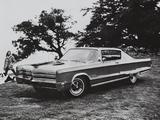 Chrysler 300 2-door Hardtop 1968 pictures