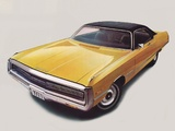 Chrysler 300 2-door Hardtop 1971 images