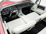 Images of Chrysler 300 Sport Series Convertible (825) 1963