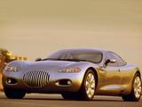Photos of Chrysler 300M Concept 1991