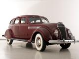 Chrysler Imperial Airflow Sedan 1936 wallpapers