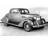 Chrysler Airstream Coupe 1936 wallpapers