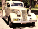 Photos of Chrysler Airstream Touring Sedan (CZ) 1935
