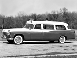 Memphian-Chrysler Ambulance 1956 images
