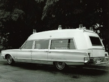 Pictures of Chrysler Ambulance by Pinner Coach 1966