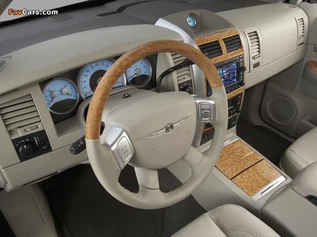 Chrysler Aspen 2006–08 pictures (640 x 480)