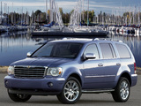 Pictures of Chrysler Aspen 2006–08