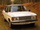 Chrysler Avenger 1976–81 images