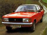 Chrysler Avenger 1976–81 wallpapers