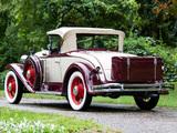 Chrysler CM New Six Roadster 1931–32 photos