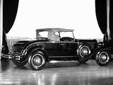 Chrysler CM New Six Roadster 1931–32 wallpapers