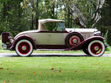 Images of Chrysler CM New Six Roadster 1931–32