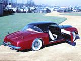 Chrysler K-310 Concept Car 1951 wallpapers