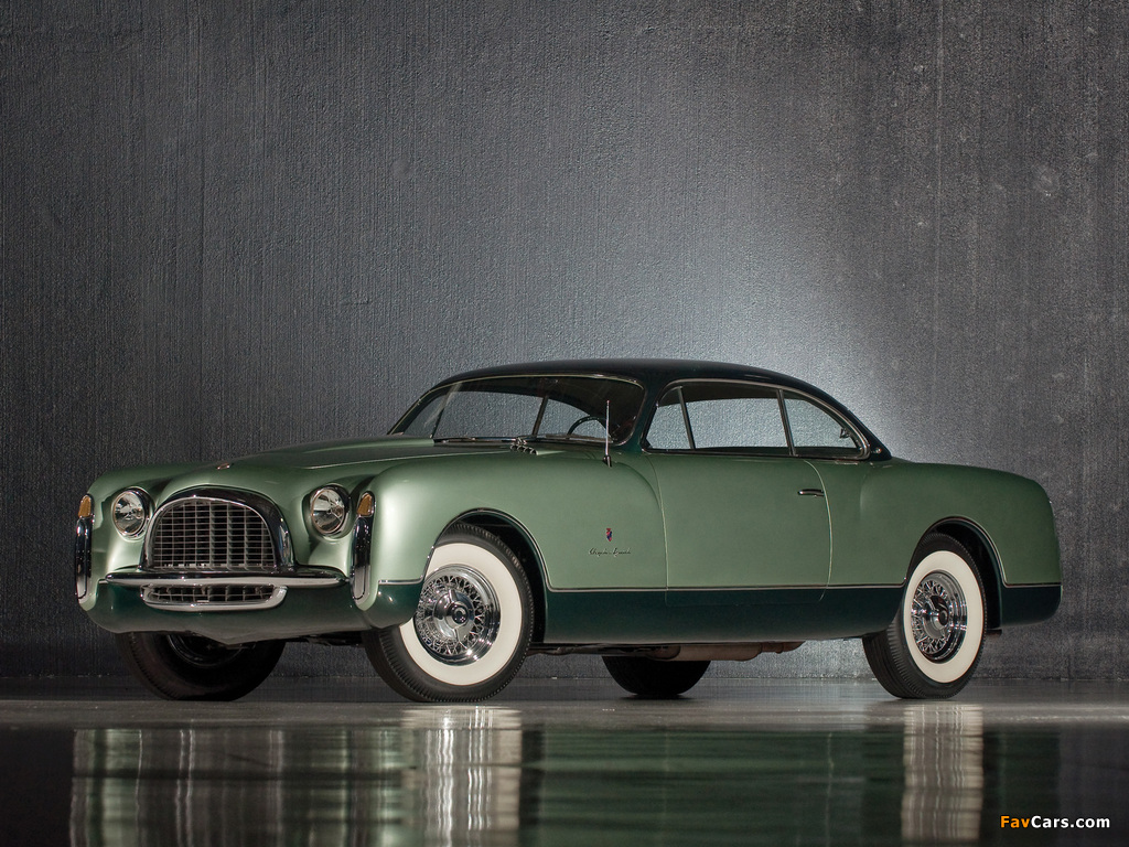 Chrysler Thomas Special Concept 1953 images (1024 x 768)